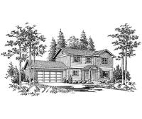 House Plan No. 399-A