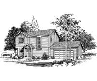 House Plan No. 442-A