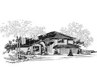 House Plan No. 754-E
