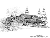 House Plan No. 1671