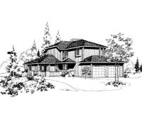 House Plan No. 9230-B