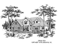 House Plan No. 204