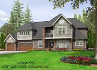 House Plan No. 2119