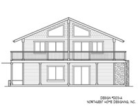 House Plan No. 2203-A