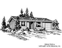 House Plan No. 2300-A