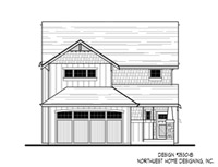 House Plan No. 2530-B