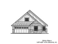 House Plan No. 2566-A