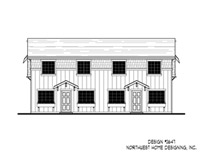 House Plan No. 2647