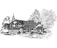 House Plan No. G-762