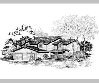House Plan No. 651-F