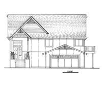 House Plan No. I-2007-A