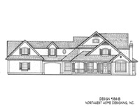 House Plan No. 358-B