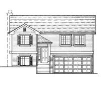 House Plan No. I-587-D