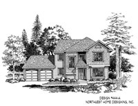 House Plan No. 444-A