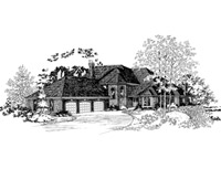 House Plan No. 445