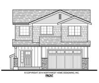 House Plan No. 3012-AB