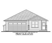 House Plan No. 9834-Z