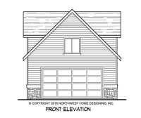House Plan No. GP-313-M