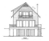 House Plan No. 992-K