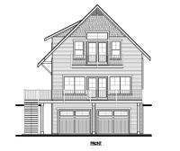 House Plan No. 992-L