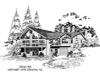 House Plan No. 681