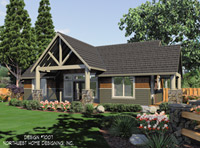 House Plan No. 7007