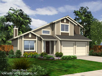 House Plan No. 754-D