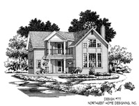 House Plan No. 777