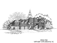 House Plan No. 828