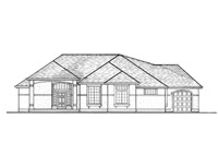 House Plan No. 960-B