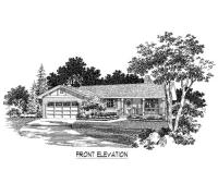 House Plan No. I-521