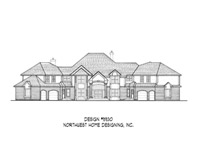 House Plan No. 9930