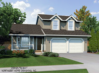 House Plan No. G-262-T