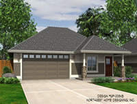House Plan No. GP-2139-B