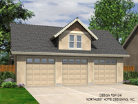 House Plan No. GP-2141