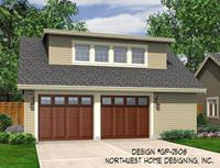 House Plan No. GP-2508