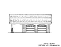 House Plan No. GP-351-D