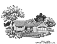 House Plan No. I-903-A