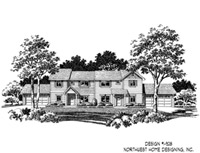 House Plan No. I-928