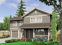 House Plan No. I-953-B