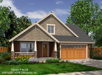 House Plan No. I-964-B