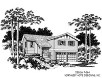 House Plan No. I-984