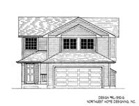 House Plan No. RL-1592-G