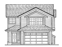 House Plan No. RL-1592-O