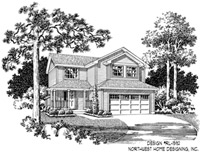 House Plan No. RL-1592