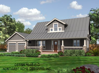 House Plan No. S-I-545-D